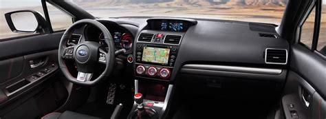 2016 Subaru Impreza Interior by Interior 2017 Wrx Wrx Sti Subaru Canada