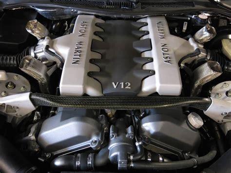 Martin V12 Engine by Look To The Future Aston Martin Vanquish V12