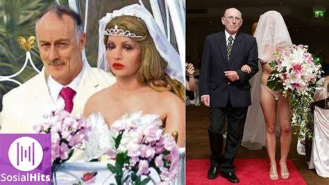 kamu gak bakalan percaya kalo  pernikahan aneh