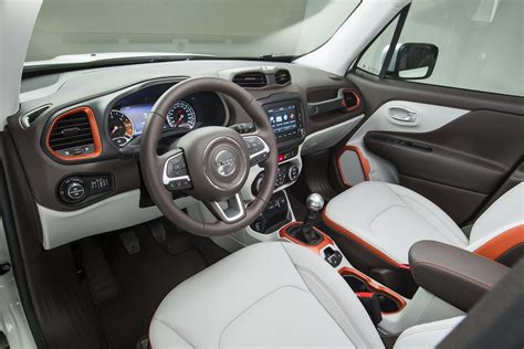 jeep renegade grey interior 2015 jeep renegade latitude with ski gray bark brown