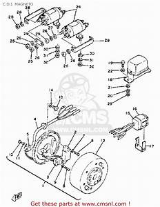 Yamaha G5 Golf Cart Engine Diagram Yamaha G5 Golf Cart