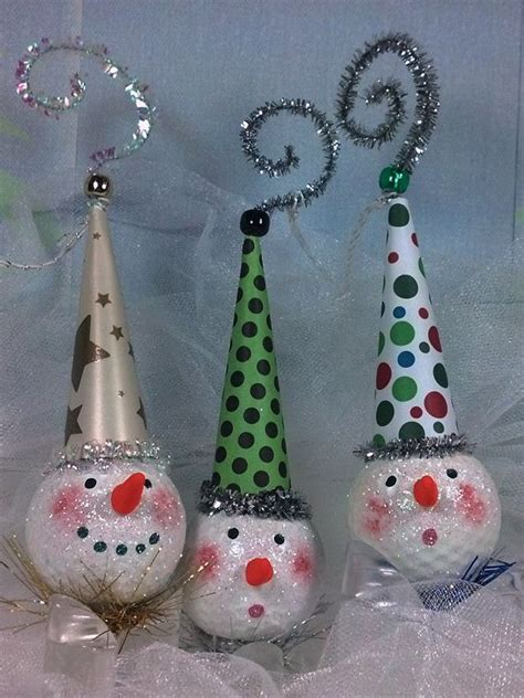 christmas ball art and craft 311 best golf crafts images on golf stuff golf crafts and golf