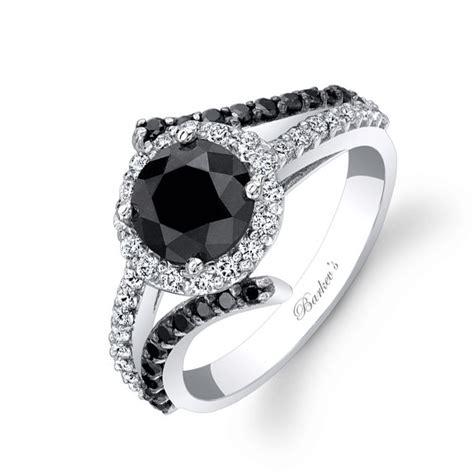 black diamond wedding rings for women women s black diamond wedding rings