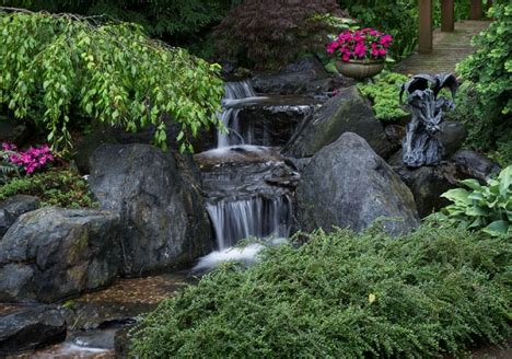 Aquascape Designs Inc by Water Features Water Gardens Backyard Ponds By Aquascape