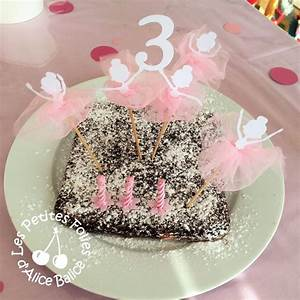 D Day Deco : anniversaire danseuse d day alice balice couture ~ Zukunftsfamilie.com Idées de Décoration