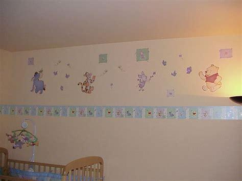 Winnie The Pooh Nursery Decor South Africa by Baby Nursery Wallpaper Border Gallery