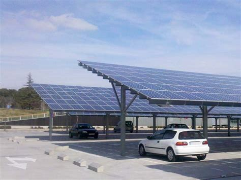Carport Pv Mounting Systemsolar First