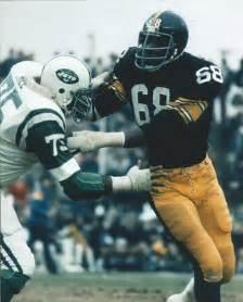L.C. Greenwood Pittsburgh Steelers