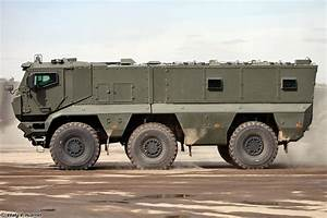 KAMAZ-63968 Typhoon-K MRAP vehicle armored truck April 9th ...