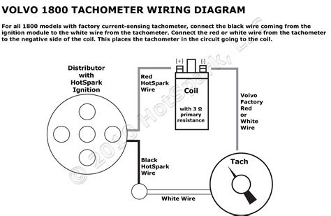 Volvo Tachometer Wiring Diagram With Hotspark