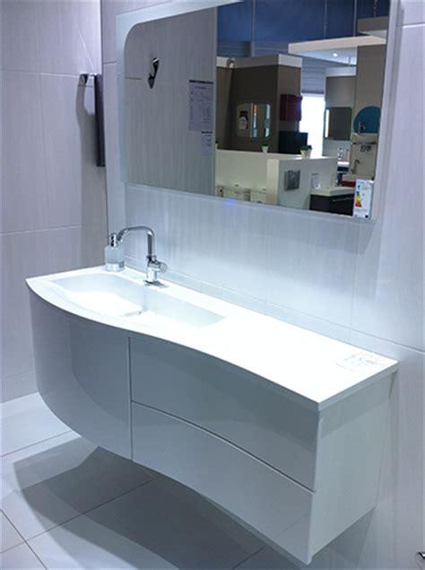 meuble salle de bain asymetrique r 233 novation de salle de bain 75 ile de
