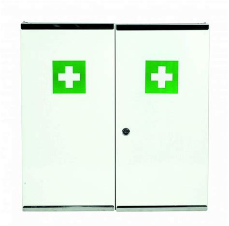 armoire à pharmacie murale acheter armoire pharmacie murale entreprise 2 portes grande taille