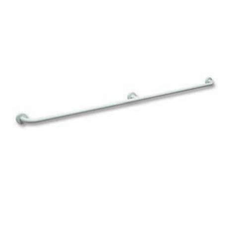 corrimano disabili maniglione di sicurezza lineare a tre fissaggi in acciaio