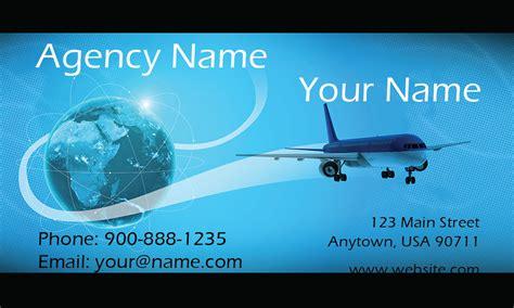 travel agency visiting card design sample arts arts