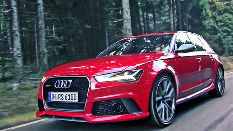 Audi Rs6 Performance (2016) Bmw M5 Killer? [youcar]