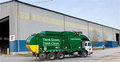 waste management  expand recycling operations  salt