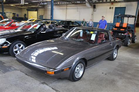 1985 Mazda Rx7 Parts by 1985 Mazda Rx 7 Values Hagerty Valuation Tool 174