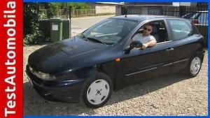 Fiat Bravo 1 6 16v Test 2001