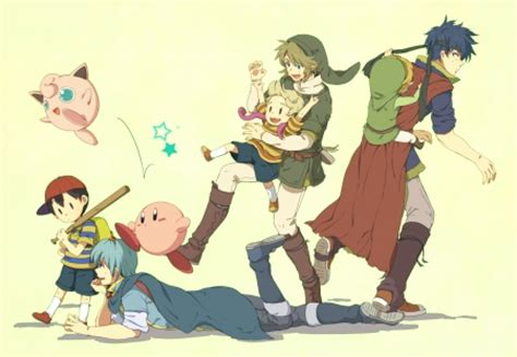 Smash Bros Anime Wallpaper - smash bros other anime background wallpapers on