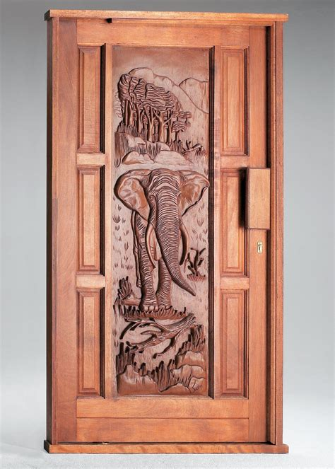 wooden door pivot set elephant cashbuild
