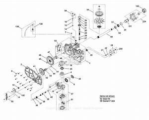 Exmark Qte691ka501 S  N 313 000 000  U0026 Up Parts Diagram For Rh Hydro Transaxle Assembly No  119