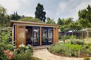 le cabanon nouvel espace de vie lucie lavigne maisons With modele de jardin moderne 6 accueil cabanon 2000
