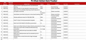 action tracking templates download free premium With action item tracker template