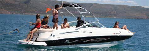 bear lake rentals offers   boat seadoo