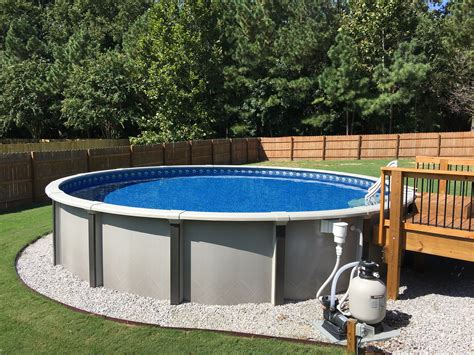 Awesome Above Ground Plunge Pool Designs For Home Swimming