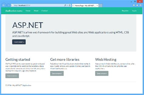 Asp Net Mvc 4 Bootstrap Layout Template by Asp Net Mvc How Can I Implement A Theme From Bootswatch