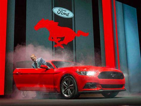 ford mustang  mobil sport terlaris  dunia berita otomotif mobilcom