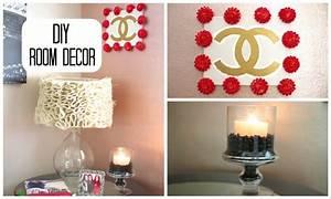 DIY Room Decor! Cute & Simple! - YouTube