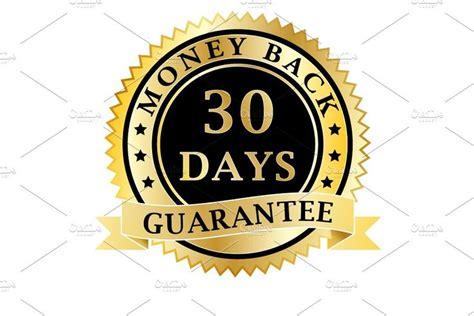 money  guarantee badge  images business card