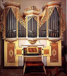 Planning your SILBERMANN Organ Tour