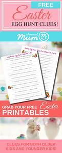 Best 25+ Easter egg hunt clues ideas on Pinterest   Easter ...