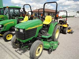 2002 John Deere 4410 - Compact Utility Tractors