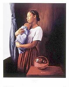 African American Mother & Child Artwork – It's A Black ...