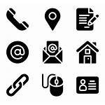 Icon Icons Telephone Clipart Transparent Iconos Customer