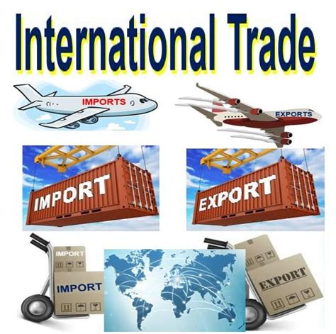 International Trade  Definition, Meaning, And Examples