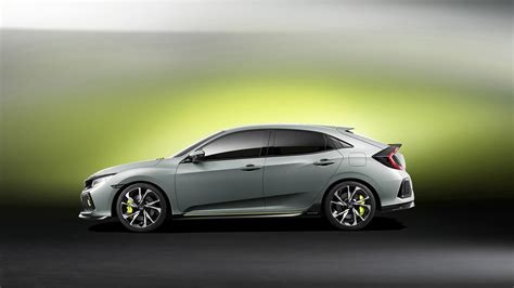 Honda Civic Hatchback Picture by 2016 Honda Civic Hatchback Prototype Wallpapers Hd