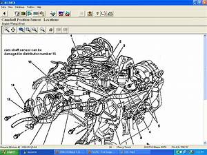 96 Vortec Engine Sensor Diagram