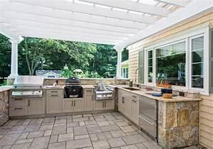 An, Uncommon, Outdoor, Kitchen