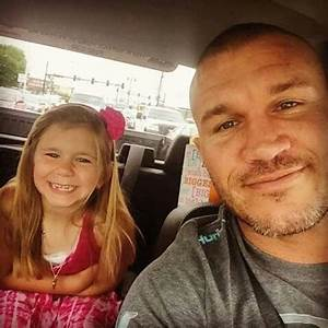 Randy Orton's daughter is a high-T monster
