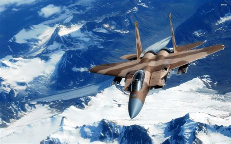 Mcdonnell Douglas F 15 Eagle Wallpaper Aircraft Wallpapers