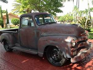 1954 Chevy 3100 Pickup Truck 5 Window W  Updated Suspension