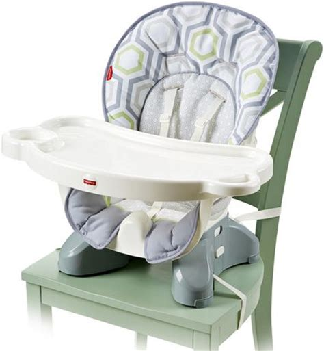 chaise haute compacte fisher price spacesaver high chair geo meadow walmart ca