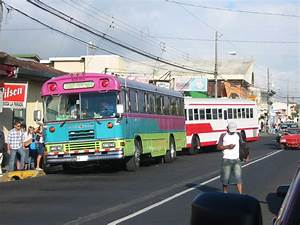 How Common are Assaults & Thefts on Costa Rican Buses ...