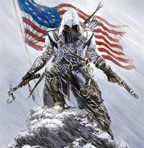 Assassin's Creed 3 Cover Art Revealed For PS3, PC And Xbox ...
