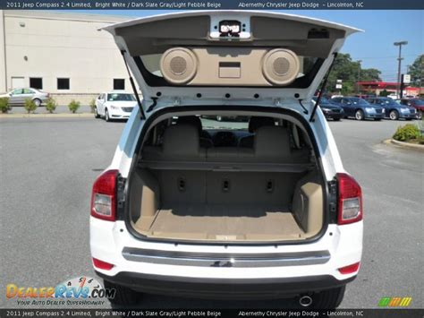 jeep compass trunk 2011 jeep compass 2 4 limited trunk photo 18 dealerrevs com