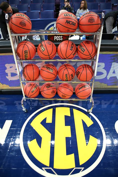 SEC Basketball Tournament 2018: Updated bracket, TV info ...
